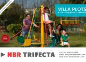 Limited plots available on pre launch offer in nbr trifecta