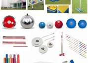 Sports equipment manufacturers and suppliers