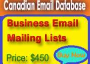 How to purchase email list data to reach fresh new prospects