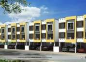 Flats in ambattur in 2bhk with covered car parking