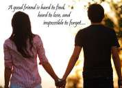 Male , female , friendship