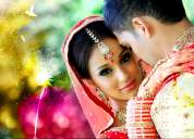 Find the list of wedding photographers in delhi