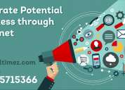 Excellent online promotion company in bagalkot