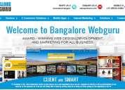 Web development specialist from bangalore web guru