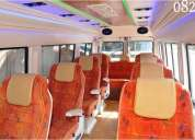 Hire 16 seater tempo traveller for golden traingle