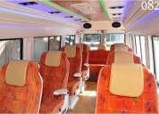 Hire 16 seater tempo traveller for golden traingle