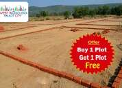 Invest in dholera- 25 to 1200 acres land parcel available for sale