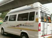 Hire A/c and PKN modified tempo traveller