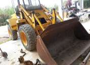 Wheel loader jcb 410