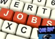 Online jobs - convert your free time to money earn while setting at home!!