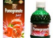 Pomegranate juice organic