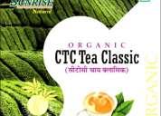 Ctc tea (black tea)