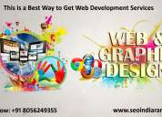 This is a best way to get web development services