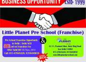 Don't be too late start preschool franchisee in gurgaon