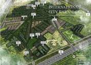 Independent plots in alpha international city