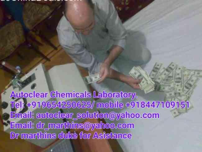 SSD CHEMICAL SOLUTION AUTOMATIC ACTIVECTION POWDER AND CLEANING MACHINE