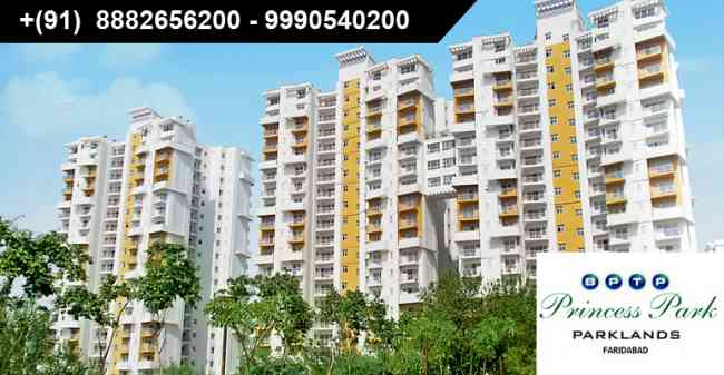 2 Bhk flats in Bptp Princess Park sector 86 Faridabad