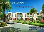 Independent villas in alpha international city aa1