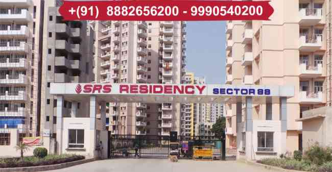 2 Bhk flats in Srs Residency Faridabad