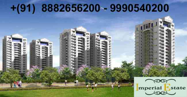 Flats in Faridabad | Spr Imperial Estate