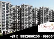 3 bhk flats in auric homes faridabad