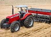 Jrs farms international harvester tractor parts