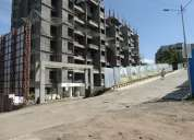 Nigotiable prize flats for sell in parijat society