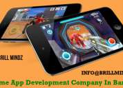 Ios game development company  bangalore