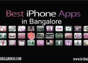 Iphone apps development in bangalore