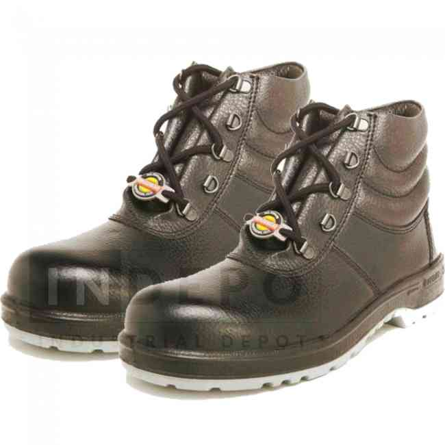 Liberty Warrior 7198-02 8 No. Brown Steel Toe Safety shoes - At Rs. 1690/-