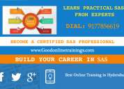 Sas training  online  | online sas training  hyderabad india