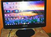 "19"" samsung ,hcl,acer,lg second hand  computer lcd qty 7 pcs"