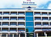 Hotel sea view kanyakumari -experience the most mesmerizing holiday!