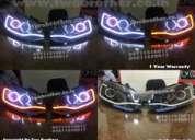 Angel eye headlights india| projector headlights delhi| car headlights delhi| car light india