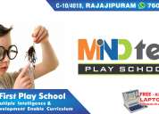 english speaking @ mind tec play school rajajipuram lucknow
