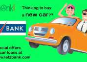 Avail yes bank car loan at lowest roi at letzbank