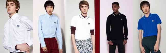 Garments - Kenzo T-Shirts - Germany
