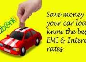 Get to know car loan in mumbai at low roi at letzbank