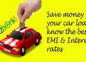 Get to know car loan in mumbai at low roi at letzbank