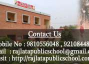 Welcome to raj lata public school | rajlatapublicschool.com