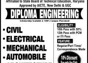 3 years diploma in electrical engineering
