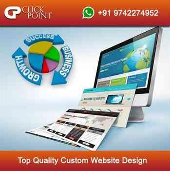 Web Design Company, Bangalore, India   ClickPoint Solution