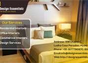 Top & best interior designers in hyderabad | +91-9177786870