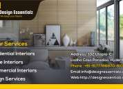 Interior designers & decorators in hyderabad|design essentialz