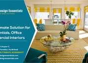 Top 10 interior designers in hyderabad | design essentialz