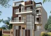 3 bhk semi-furnished flat for rent in sector 56