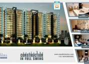 Buy 3 & 4 bhk luxury apartments in vrindavan yojna, lucknow