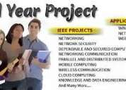 Final year projects on image processing in bangalore