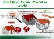 Best real estate portal india