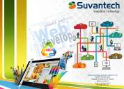 Web development company | suvantech kochi